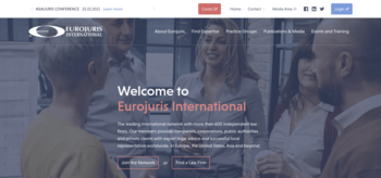 Eurojuris International Startseite